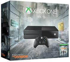 Microsoft Xbox One 1TB + The Division