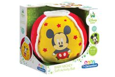 Clementoni žoga Baby Mickey z zvokom, 14909