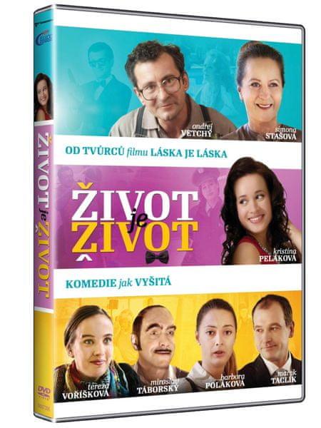 Život je život - DVD