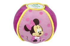 Clementoni žoga Baby Minnie z zvokom, 14522