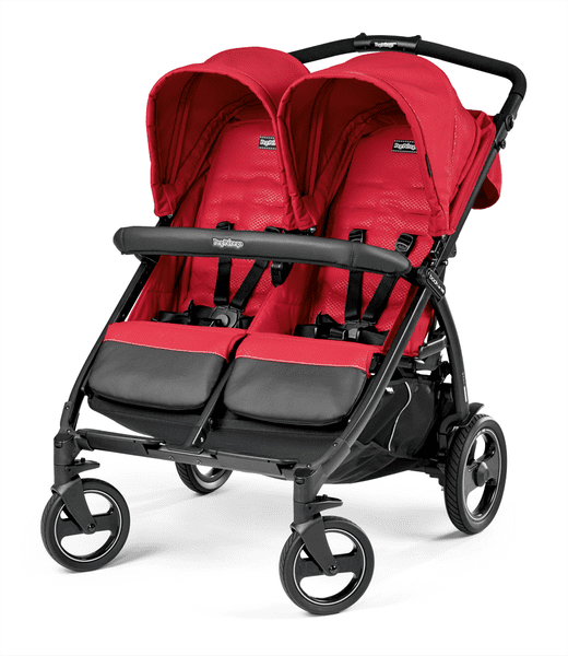 Peg Perego BOOK FOR TWO Classico 2016, Mod Red
