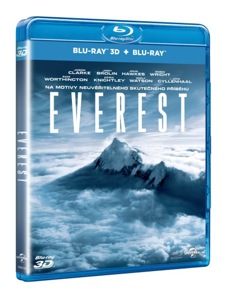Everest 3D+2D - Blu-Ray
