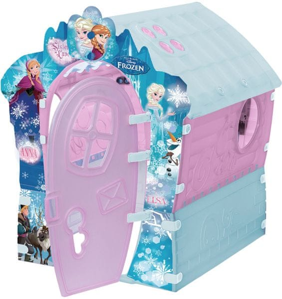 Marian Plast Domeček Ledové kráslovství