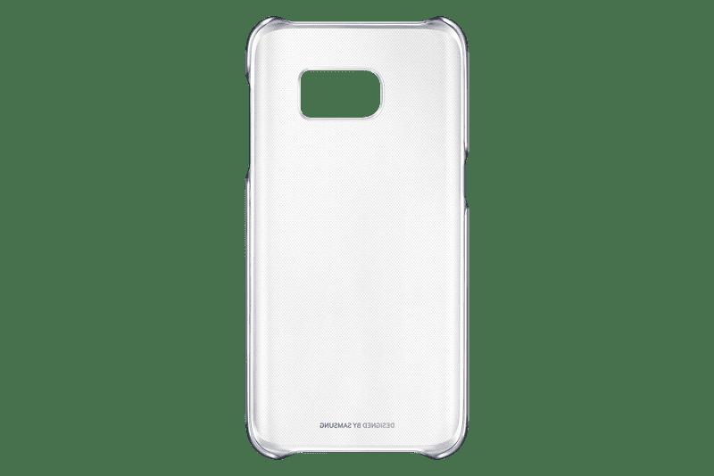 Samsung Kryt Clear Cover, Galaxy S7, černý