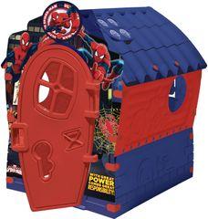 Marian Plast Domček Spiderman
