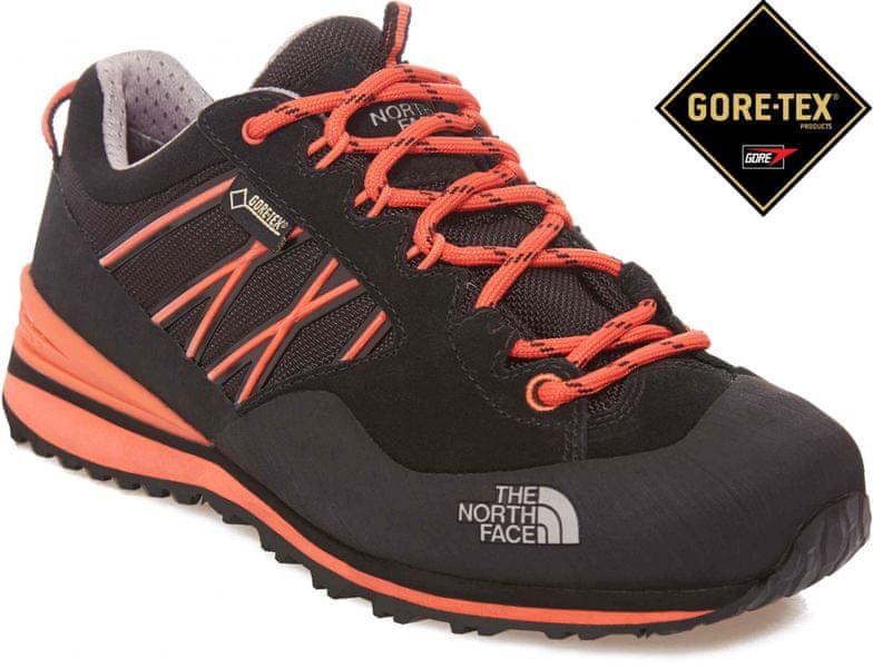 The North Face W Verto Plasma II GTX Tnf Black/Radia Orange 38