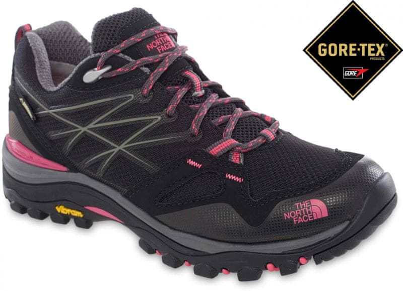 The North Face W Hedgehog Fastpack GTX Eu Tnf Black/Society Pink 40