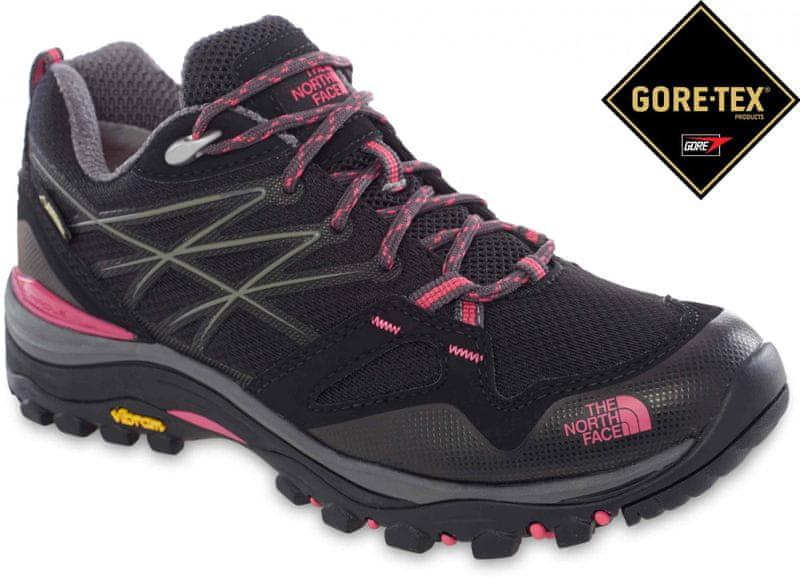 The North Face W Hedgehog Fastpack GTX Eu Tnf Black/Society Pink 40,5