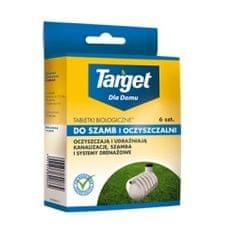 Target tabletki biologiczne do szamb i oczyszczalni