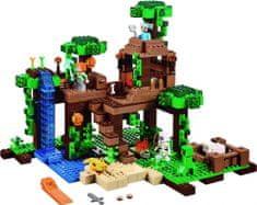 LEGO® Minecraft 21125 Kućica na drvetu u prašumi