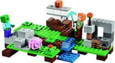 LEGO® Minecraft 21123 Željezni golem