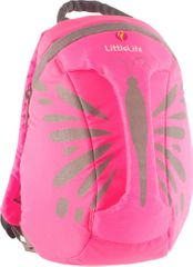 LittleLife Hi-Vis Kids ActionPak - Pink