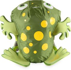 LittleLife Animal Kids SwimPak - Green Frog