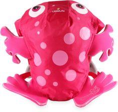 LittleLife Animal Kids SwimPak - Pink Frog