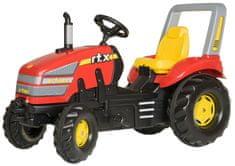 Rolly Toys X-Trac Pedálos traktor, Piros