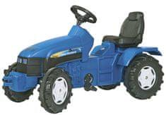 Rolly Toys Šliapací traktor Holland TS 110-modrý