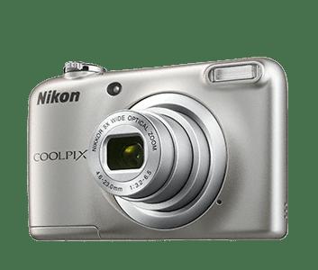 Nikon Nikon Coolpix A10 Kit, srebrn