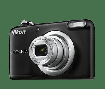 Nikon Nikon Coolpix A10 Kit, črn