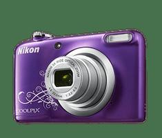 Nikon digitalni fotoaparat Coolpix A10 Kit