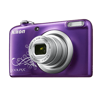 Nikon Nikon Coolpix A10 Kit, vijoličen