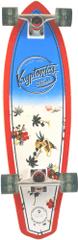 "Kryptonics longboard Maui Pattern 32"""