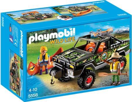 Playmobil poltovornjak 5558