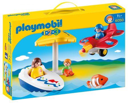 Playmobil počitniška zabava 6050