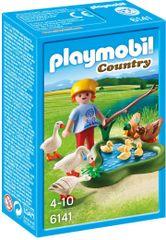 Playmobil Kaczki i gęsi przy stawie 6141