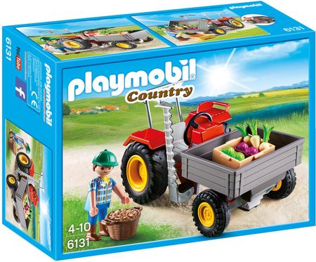 Playmobil mali traktor 6131