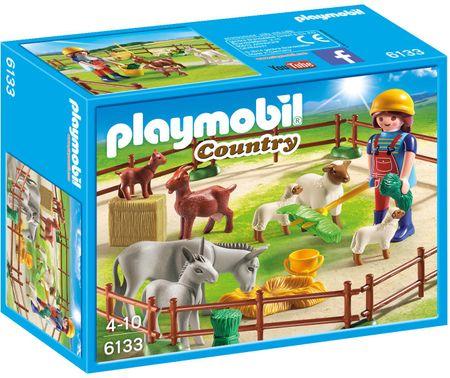 Playmobil kmetija za živali 6133