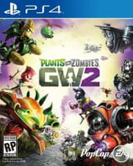 EA Games plants vs zombies garden warfare 2 PS4