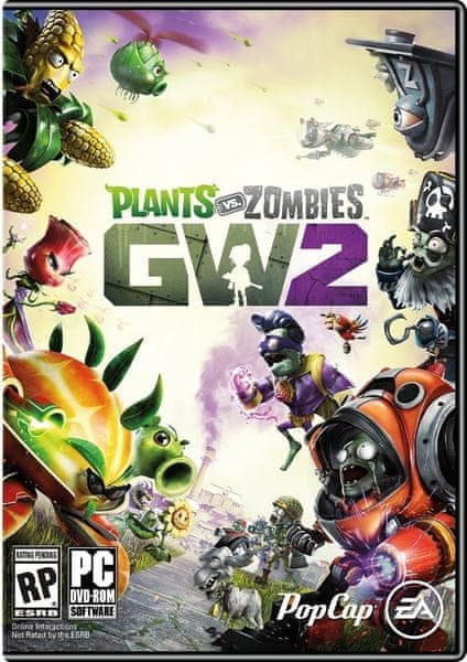 EA Games Plants vs. Zombies: Garden Warfare 2 / PC