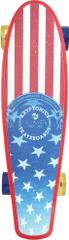 "Kryptonics deskorolka Torpedo 22,5"" Flag"