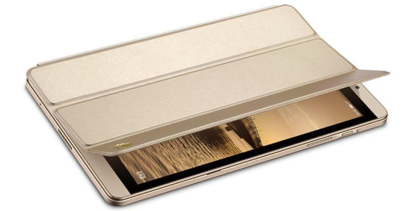 Huawei MediaPad M2 8.0 Flip pouzdro Gold (51991174)