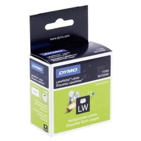 Dymo nalepke za LW, 89x28 (990100)