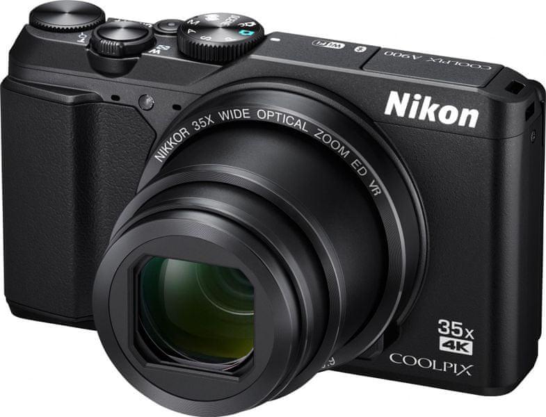 Nikon Coolpix A900 černá