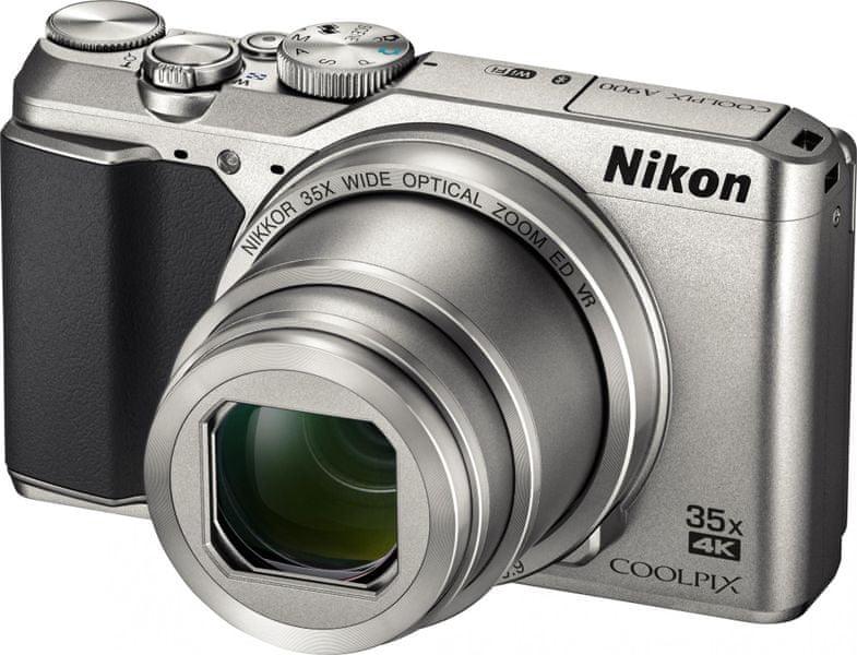 Nikon Coolpix A900 stříbrná