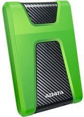 "Adata HD650X 2TB (nejen) pro Xbox / Externí / USB 3.0 / 2,5"" / Green (AHD650X-2TU3-CGN)"