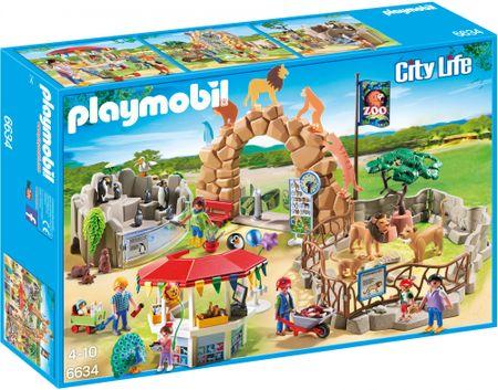 Playmobil Moje duże ZOO 6634