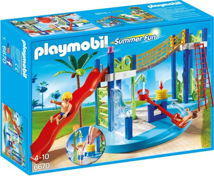 Playmobil 6670 Vodní hřiště