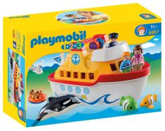 Playmobil moj prvi prenosni čoln 6957