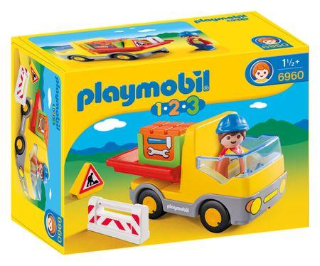 Playmobil 6960 Građevinski kamion