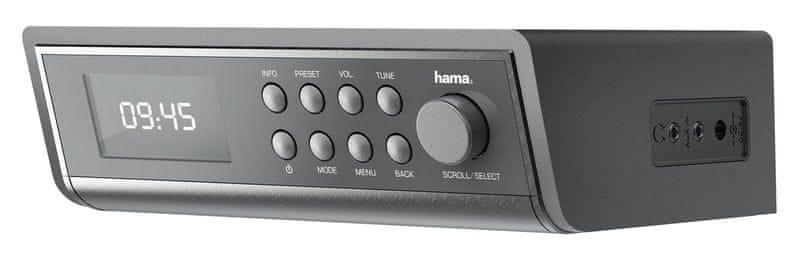 Hama IR320, stříbrná