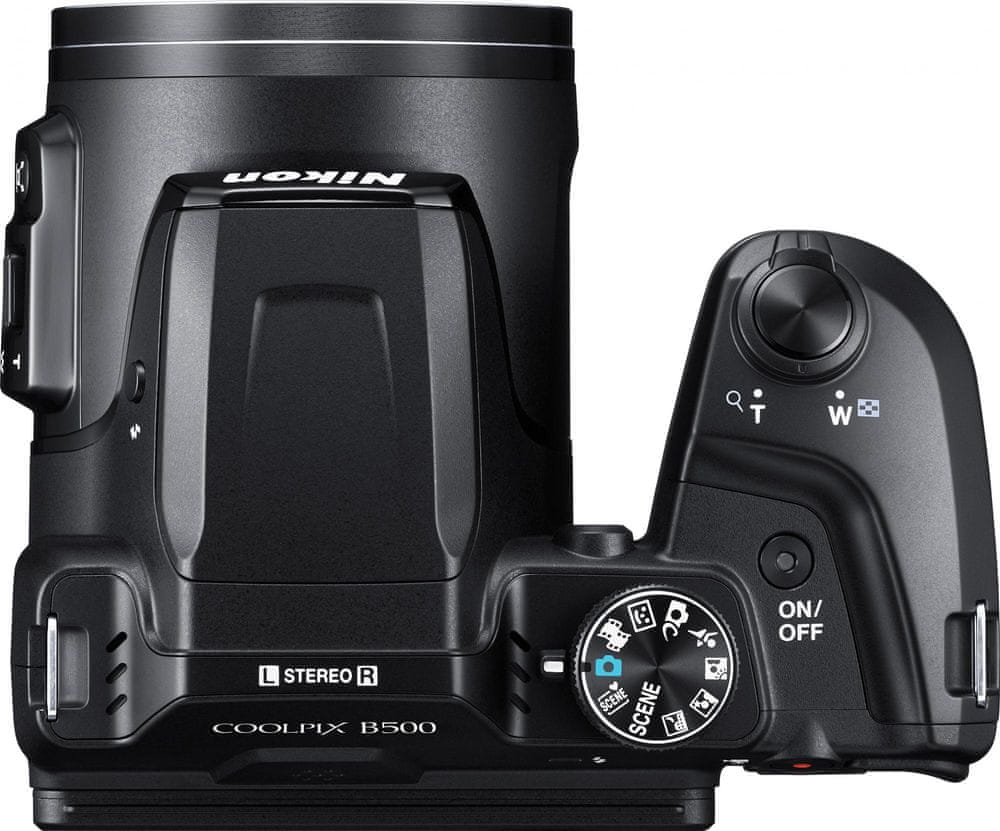 Nikon Coolpix B500 Black