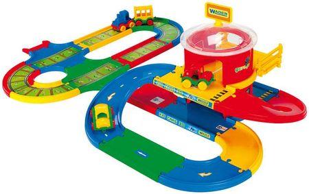 Wader Stacja przesiadkowa Kid Cars 51792