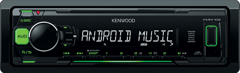 Kenwood Electronics KMM-102GY