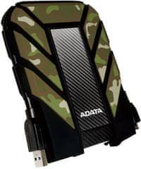 """Adata HD710M 1TB / Externí / USB 3.0 / 2,5"""" / Military (AHD710M-1TU3-CCF)"""