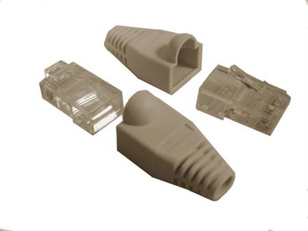 Sandberg paket priključkov20 RJ45 plugs + housings