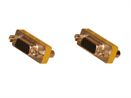Sandberg adapter Genderchanger VGA 15F-15F