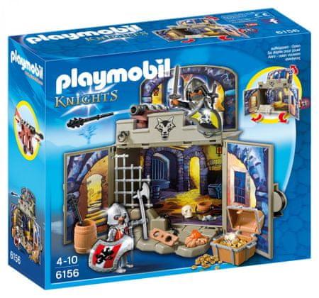 Playmobil play box: Viteška zakladnica 6156